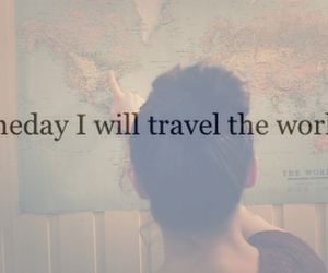 someday, travel, and world image