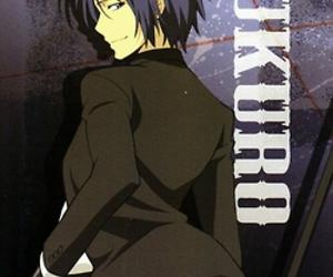 anime, mukuro, and katekyo hitman reborn image