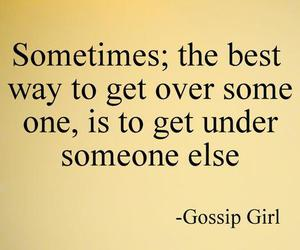 quote, gossip girl, and text image