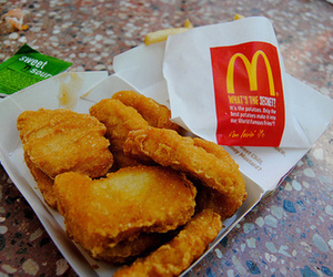 food, McDonalds, and photography image