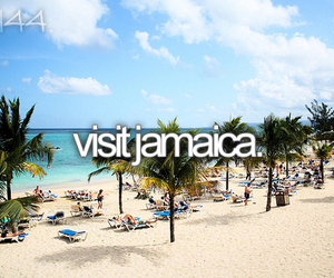 jamaica, travel, and visit image