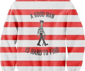 funny, Waldo, and wally image