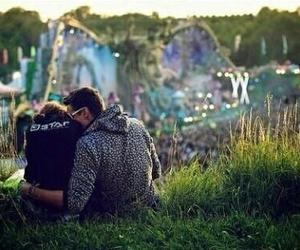 love, Tomorrowland, and couple image
