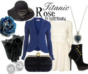outfit and titanic image