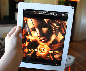 photography, the hunger games, and girl image