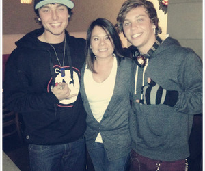boys, brothers, and emblem3 image
