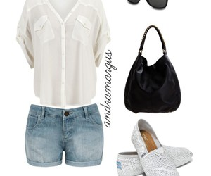 Polyvore and toms image