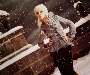 christina aguilera, beautiful, and photo image