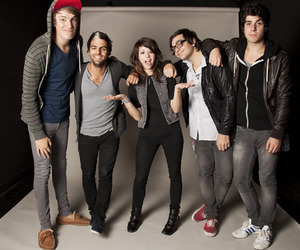 we are the in crowd, taylor jardine, and watic image
