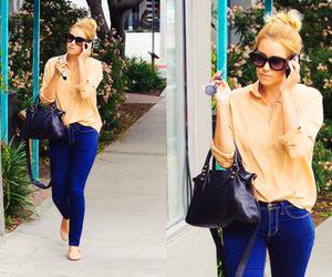 fashion, lauren conrad, and blonde image