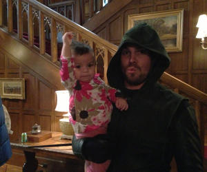 adorable, arrow, and stephen amell image