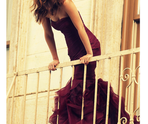 dress, leighton meester, and gossip girl image