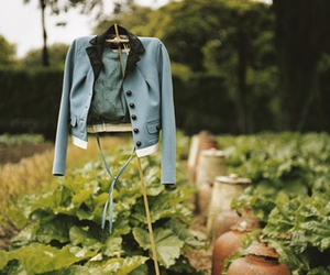 garden and jacket image