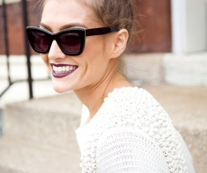 style, model, and sunglasses image