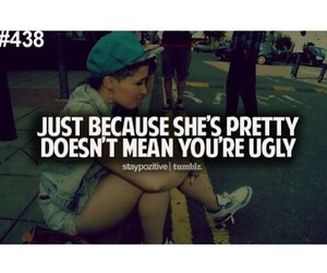 girl, pretty, and quotes image