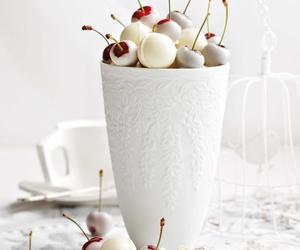 cherry, sweet, and white image