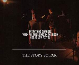 the story so far and <3 image
