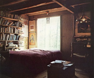 book, home, and bedroom image