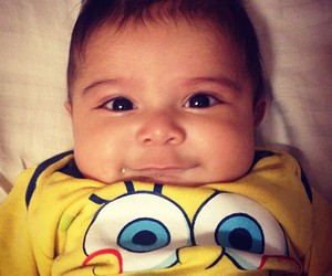 baby, snooki, and cute image