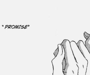 promise, manga, and forever image