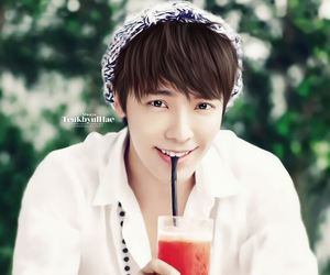 donghae, super junior, and SJ image