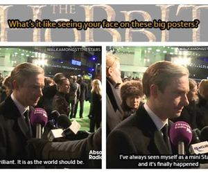 Martin Freeman and quote image