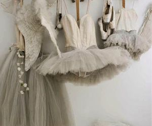 ballett, beige, and dress image