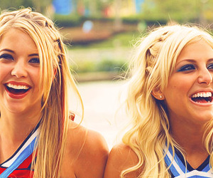 blonde, bring it on, and cheer image