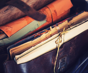 photography, bag, and letters image