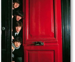 door, the beatles, and fuck you jubs image