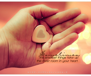 heart, words, and text image