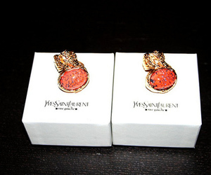 jewelry, rings, and YSL image