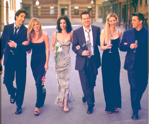 friends, f.r.i.e.n.d.s, and Joey image