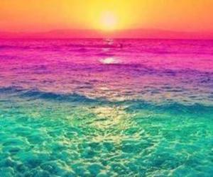 sea, sun, and colors image