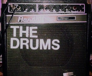 the drums, music, and indie image