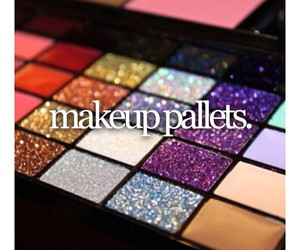 colors, eyeshadow, and fashion image