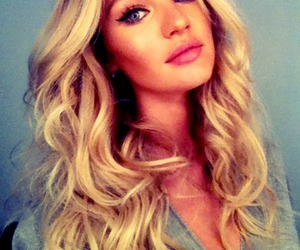 candice swanepoel, model, and blonde image