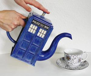 tea and doctor who image