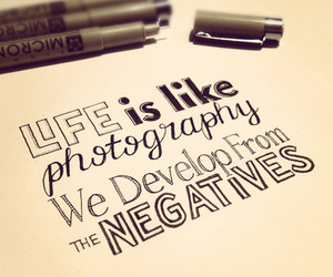 life, photography, and quotes image