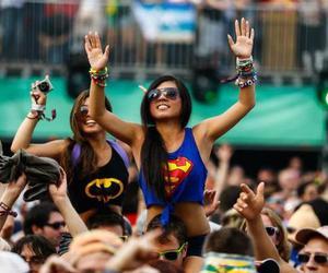batman, superman, and friends image