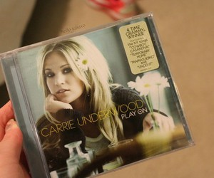 cd, carrie underwood, and hellojuliaxo image