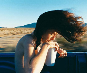 hair, car, and photography image