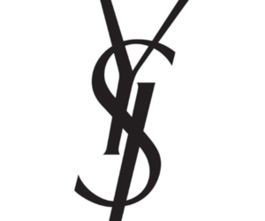 YSL, Yves Saint Laurent, and white image
