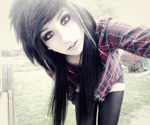 girl, emo, and kids image