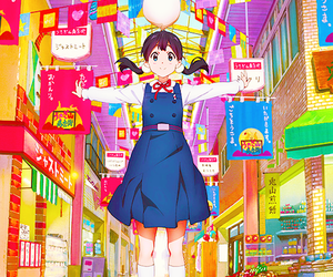 anime, tamako market, and tamako image