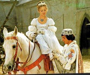 cinderella, horse, and prince image