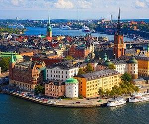 stockholm, sweden, and city image