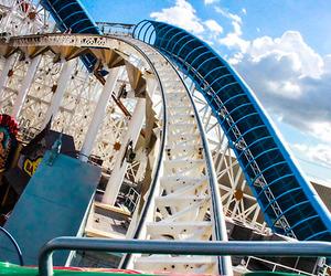 tumblr, fun, and Roller Coaster image