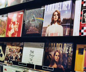 lana del rey, music, and Pink Floyd image