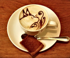 coffee and totoro image